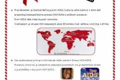 01.12.2020 Svetový deň AIDS