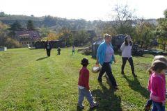 14.10.2019 Turistická vychádzka do lesa spolu s rodičmi