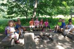 26.6.2019 Piknik v lese s rodičmi